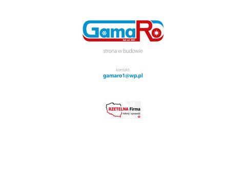 Gamaro projektowanie systemów automatyki Rzgów