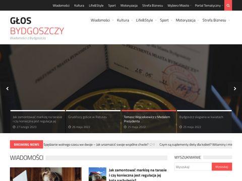 Glosbydgoszczy.pl portal regionalny
