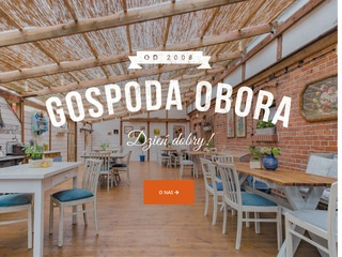 Gospodaobora.pl restauracje Darłówko