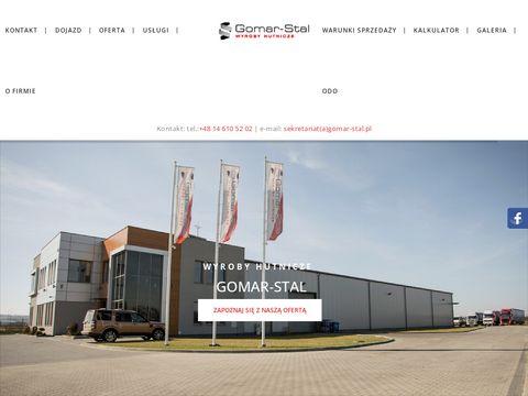 Gomar-Stal wyroby hutnicze Kraków