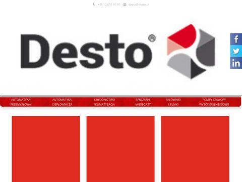Desto automatyka przemysłowa Kraków