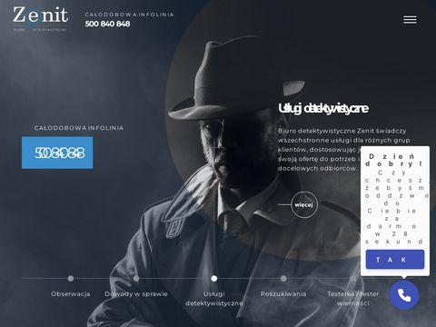 Detektywpolska.pl Warszawa