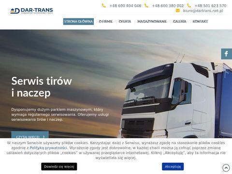 Dar-Trans transport samochodów mazowieckie