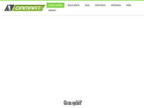 Damart-sprzatanie.pl pranie wykładzin Łódź