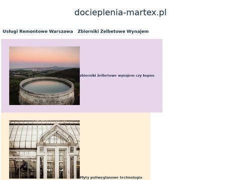Martex baterie łazienkowe Mińsk Mazowiecki