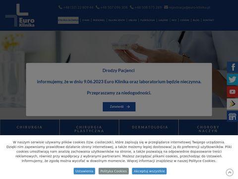 Euro-Klinika hemoroidy leczenie