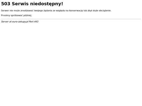 Euro-zakupy.pl Chemia z niemiec
