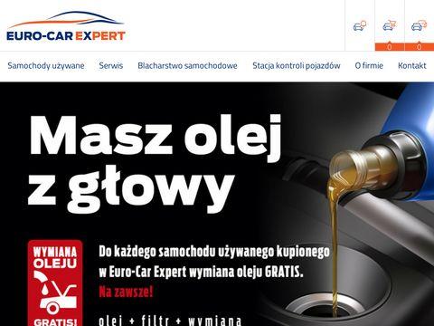 Euro-Car Expert oferty sprzedaży samochodów