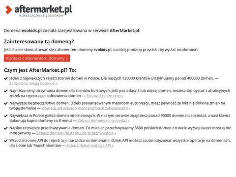 EvoKids.pl - fazy rozwojowe dziecka