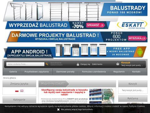 Eskatt.pl bariery szklane