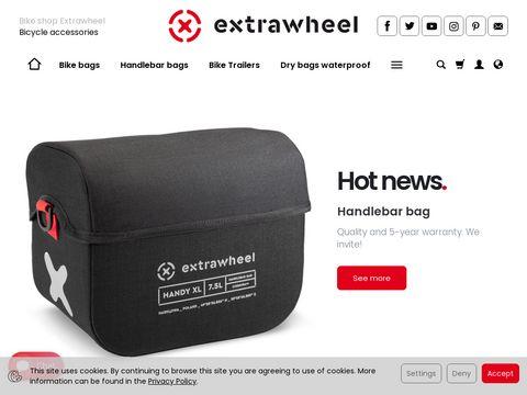 Przyczepki i sakwy rowerowe Ortlieb