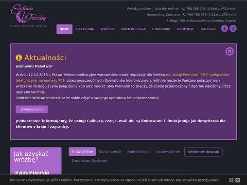Ezoliniawrozby.com