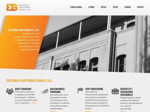 EDG biuro rachunkowe - usługi księgowe Poznań