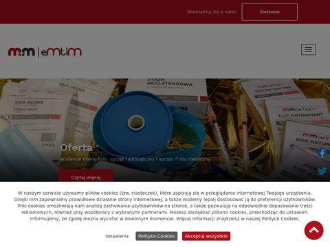 Emtim.pl sprzęt szpitalny Fujifilm