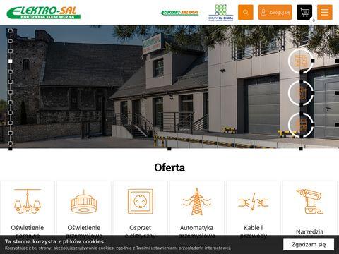 Elektro-Sal Hurtownia elektroinstalacyjna Gliwice