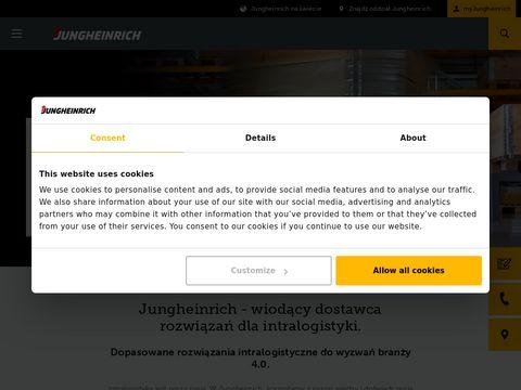 Jungheinrich Polska - wózki widłowe