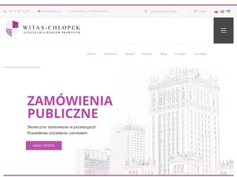 Jwrp.pl kancelaria radców prawnych