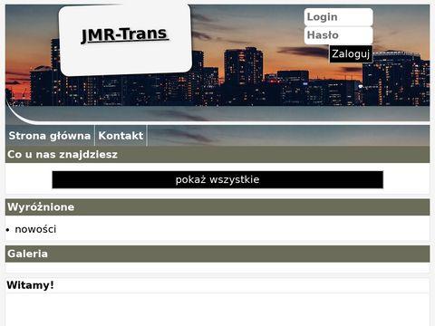 JMR-Trans roboty ziemne Warszawa