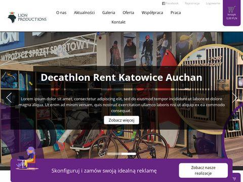 Kasetony.net - reklama zewnętrzna