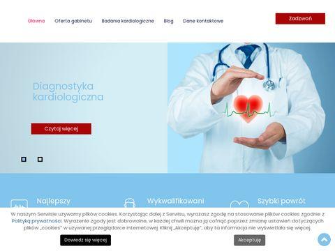 Kardiologchojnice.com.pl