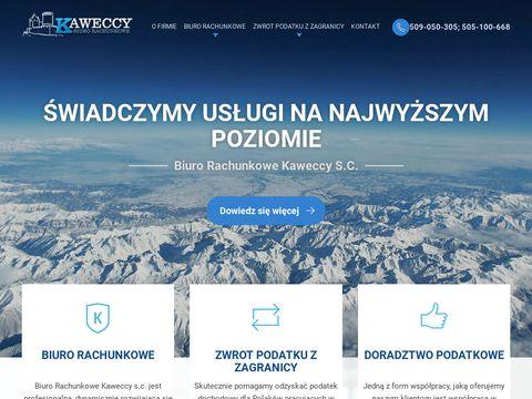 KAWECCY Biuro Rachunkowe Będzin, Sosnowiec, Czeladz