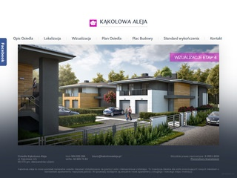 Kakolowaaleja.pl - sprzedaż mieszkań