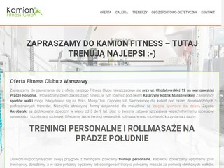Kamionfit.pl fitness club