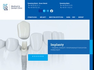 Implanty Gdańsk - K2 Dental