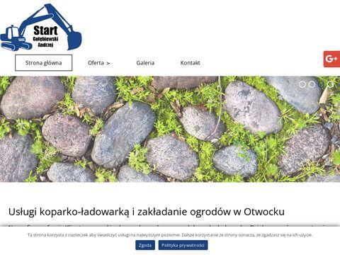 Koparka-otwock.com.pl