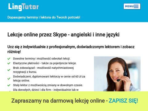 Korepetycje-online.com.pl niemiecki, angielski