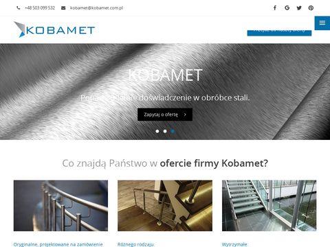 Kobamet.pl balustrady nierdzewne
