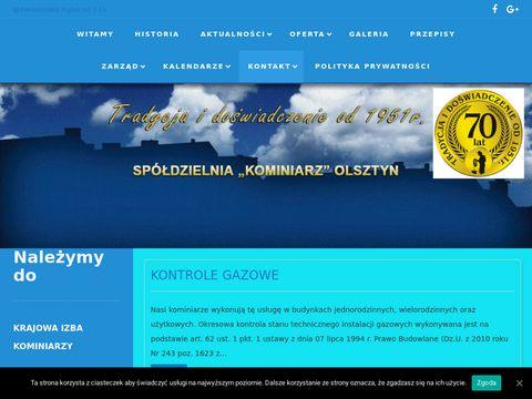Kominiarz.olsztyn.pl morąg