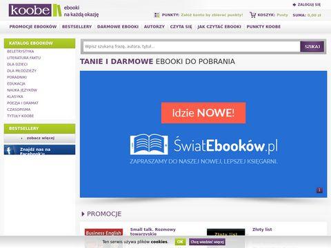 Sklep ebooki