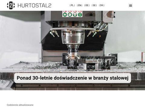 Hurtostal 2 Szczecin wyroby stalowe