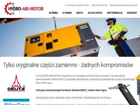 Hydro-Air-Motor Adamiak Grzegorz Płock