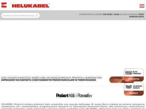 Helukabel.pl kable i przewody, osprzęt kablowy