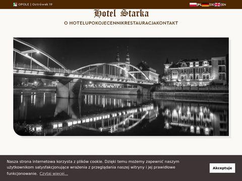 Noclegi Opole – hotel w sercu Opola – Starka