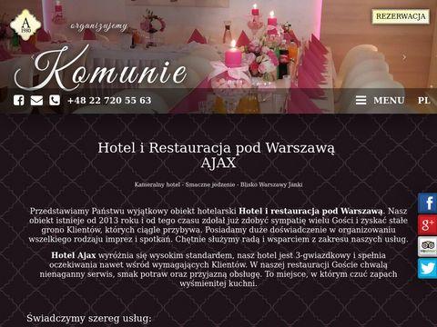 Hotel-janki.pl Ajax