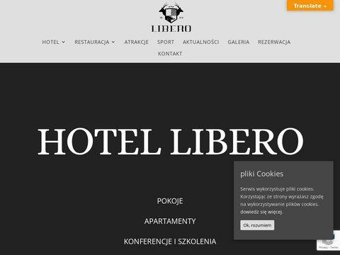 Hotel-libero.pl dolina baryczy noclegi