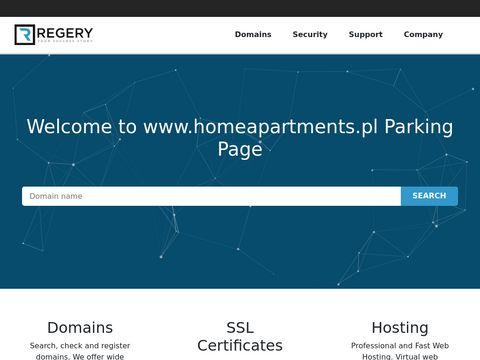Home Apartments tanie noclegi