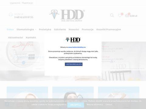 Hol-Dental Depot dystrybutor Mani