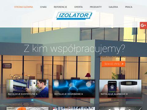 Izolator elektryk Siemianowice Śląskie