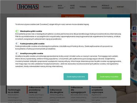 IdealnyOdkurzacz.pl - porównanie odkurzaczy