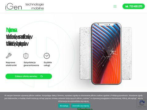 Igen Nokia serwis Lublin