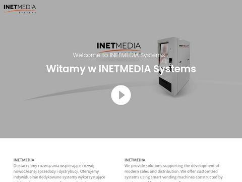 Inetmedia - pozycjonowanie stron www Kraków