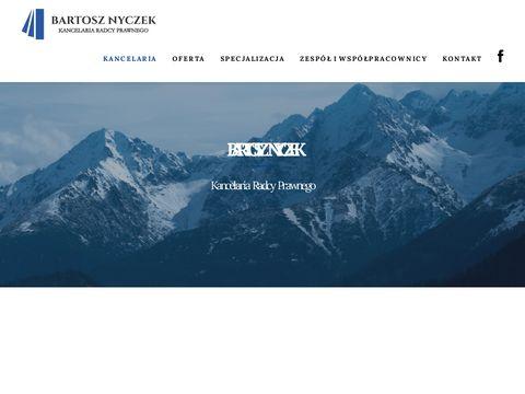 Nyczek.pl kancelaria notarialna