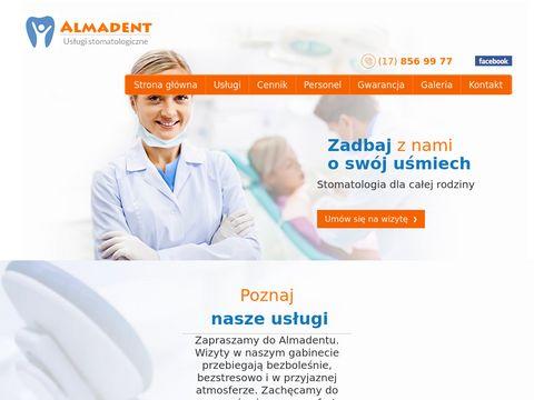 Almadent dentysta Rzeszów