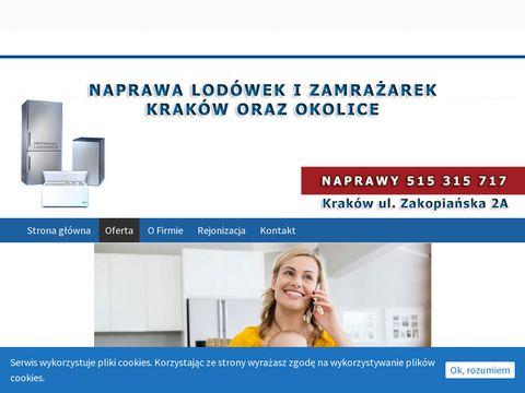 Naprawalodowekkrakow.pl i zamrażarek