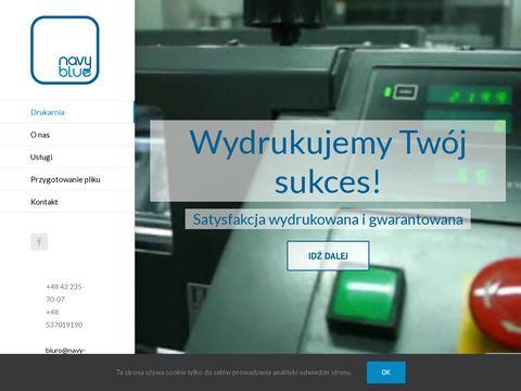 Navy Blue agencja marketingowa
