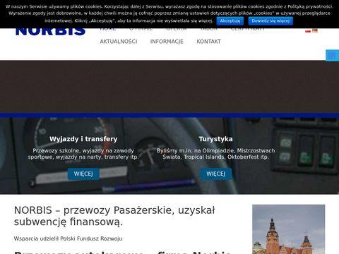 Norbis autobusy na wycieczki Szczecin